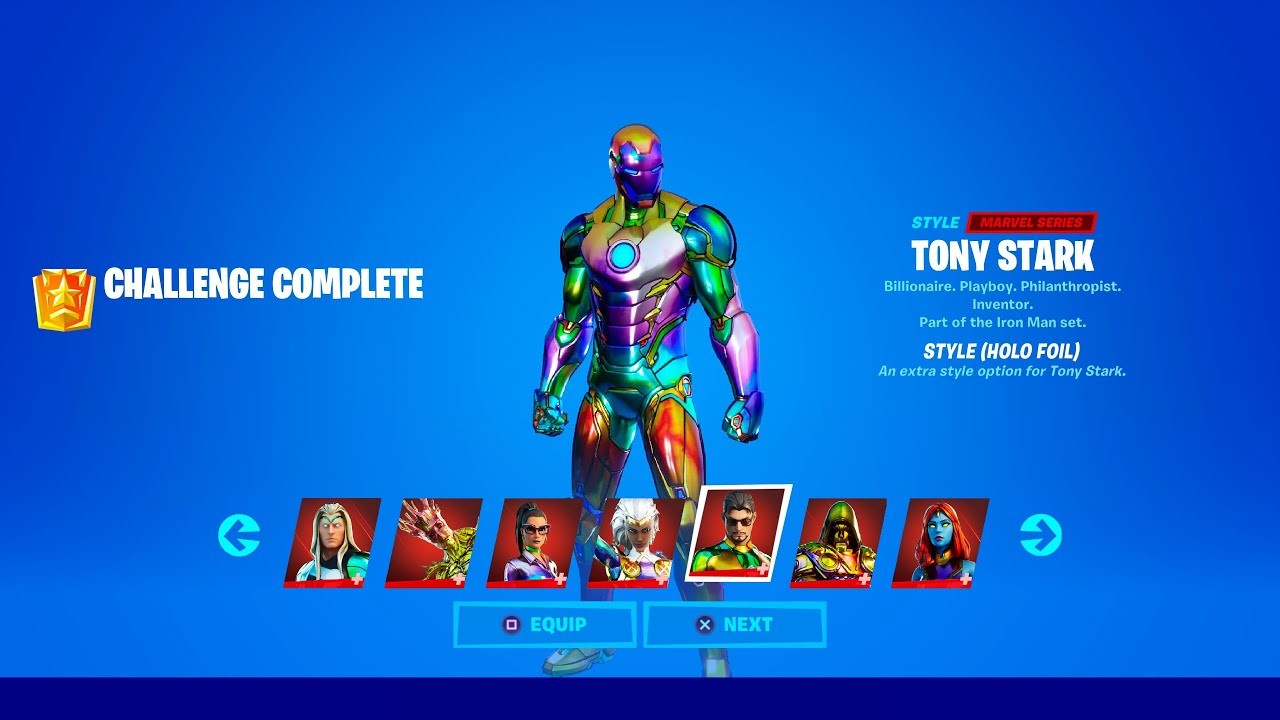 Comment Avoir Le Skin Spiderman Fortnite