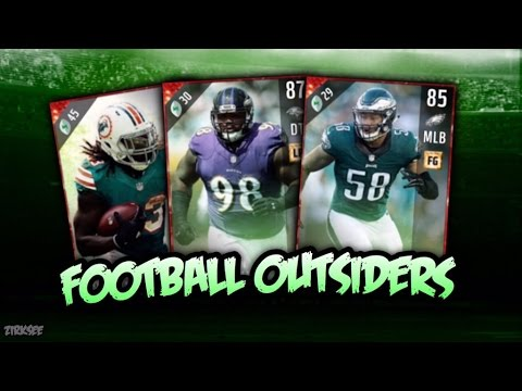 FOOTBALL OUTSIDERS JAY AJAYI! ELITE MOST FEARED PULL!