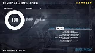 Payday 2 - No Mercy Speedrun OD (Tie WR: 0:20 ) [ Update 193.1 ]