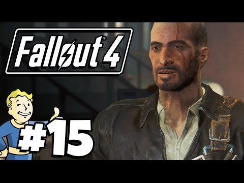 CEREAL KILLER | Fallout 4 - Let's Play Part 15