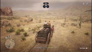 Caravan Escort Red Dead redemption Online