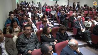 Tema: Ceremonia de Asunción al Cargo de Decano Fac. Psicología