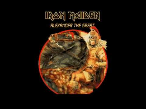 Iron maiden alexander the great lyrics