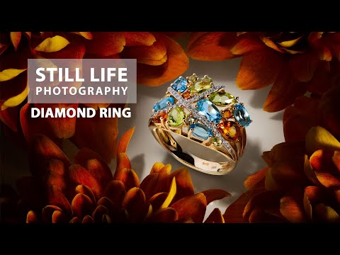 Jewelry Photography - Tips For Photographing A Diamond Ring