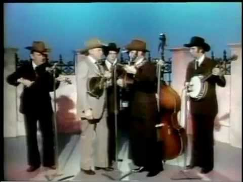 Bill Monroe & the Bluegrass Boys - Workin' On a Building (Live on The Wilburn Brothers Show)