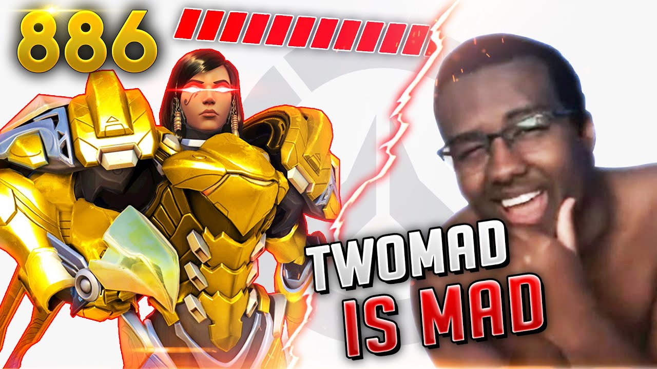 Twomad VS IMMORTAL PHARAH!! | Overwatch Daily Moments Ep. 886 (Funny and Random Moments) thumbnail