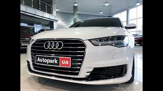 АВТОПАРК Audi A6 2016 года (код товара 23386)