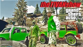 GTA5 - JEEP festival get your 4x4 on! LIVE STREAM - RACE HOST MAX and ROSENROT = OPEN LOBBIES