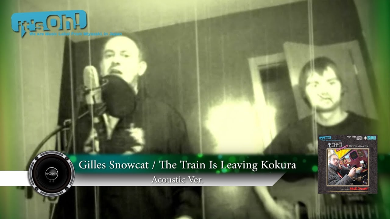 "Video News Spin-off#13 Gilles Snowcat ""The Train Is Leaving Kokura"""