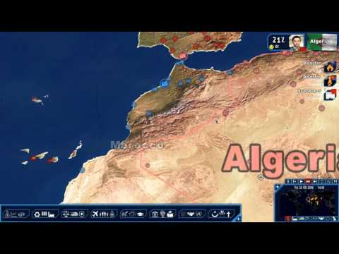 Power & Revolution: Morocco Invades Algeria #2