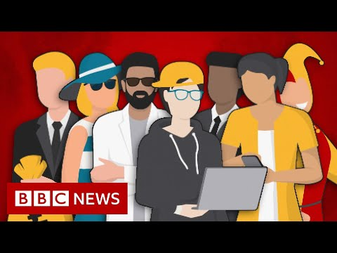 Fake News Generator: Who Starts Viral Misinformation?  - BBC News