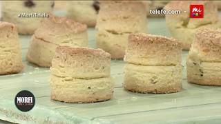 Scones dulces y salados - Morfi