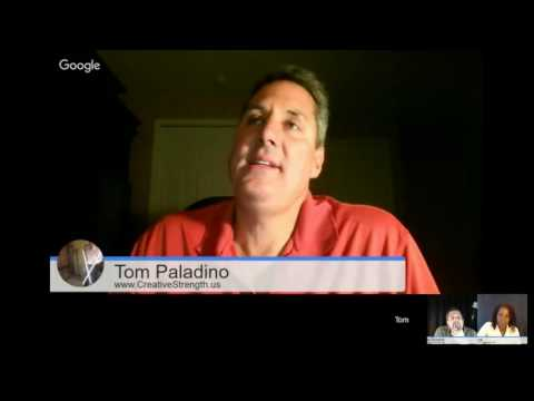 The MDM Show with Peter Schenk and guest, Tom Paladino, Scalar Energy Researcher, 8/14/16