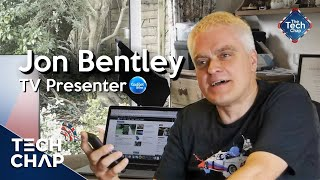 Jon Bentley (The Gadget Show) on Tech, TVs and Top Gear | Tea & Tech