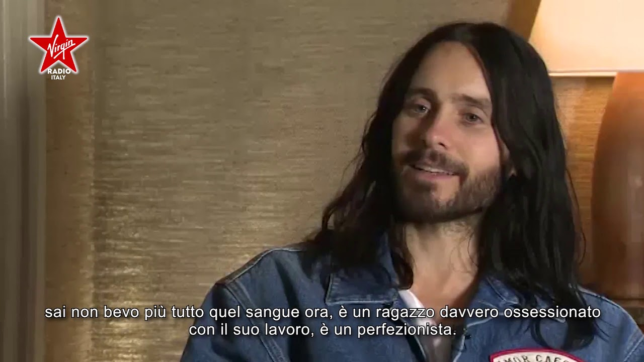 Jared Leto Talked About Upcoming Tour And New Film 'Morbius'