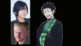 Anime Voice Comparison- Lau (Black Butler)