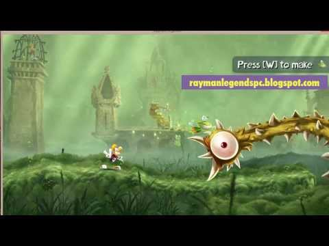 Rayman Legends Full Game Download + Gameplay [MediaFire]