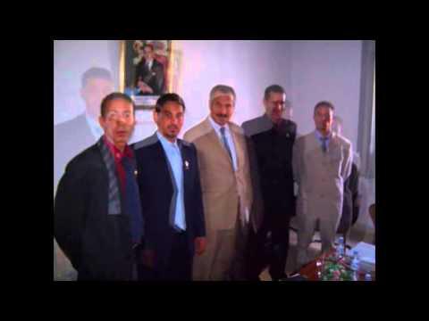 au ministere de la jeunesse et sport rabat :naissance comité national taekwon-do itf Maroc