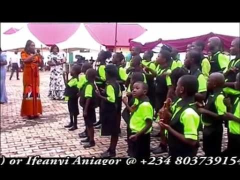 Focus On ANAMBRA STATE, NIGERIA on BEN TV UK, LONDON (2)