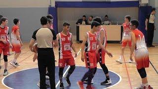 Ba Kent Basketbol Sk Ankara Ht Sas Basketbol Gsk U 14 Ae F Nal 2 Mac 8 Haz Ran 2018