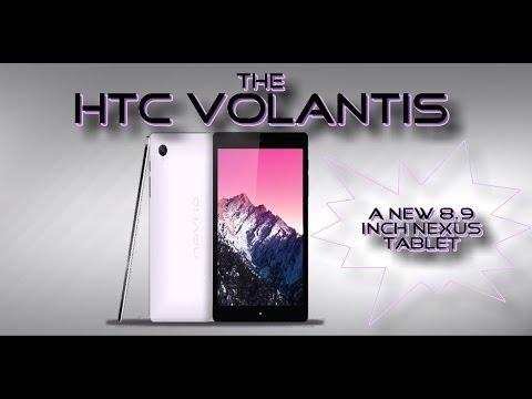 HTC Nexus 9 aka Htc Volantis aka Flounder