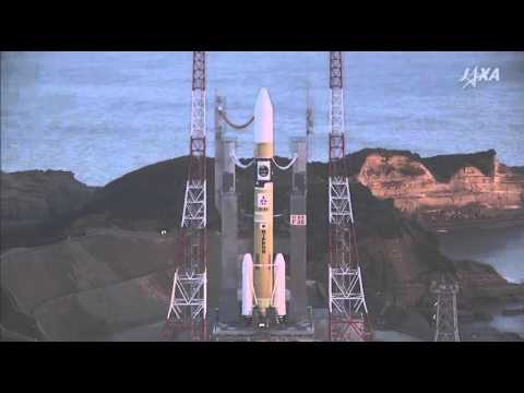 Launch of the ASTRO-H X-Ray Satellite