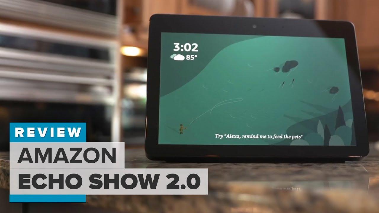 Amazon Echo Show 2 0: Bigger, better and smarter