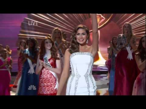 Miss Universe 2014 Gabriela Isler Final Walk As Miss Universe 2013