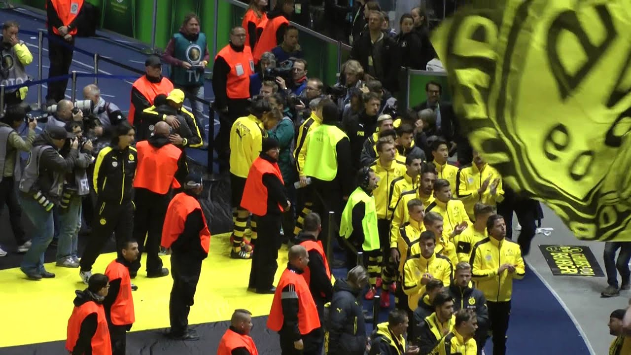Unser ganzes Leben - Pokalfinale BVB - Wolfsburg