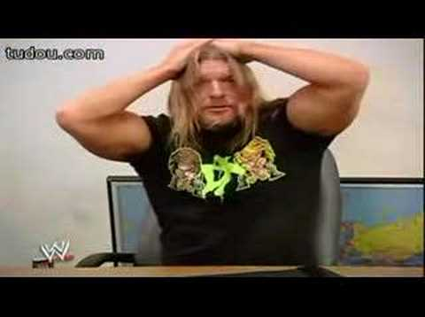 DX after summerslam 06 funny