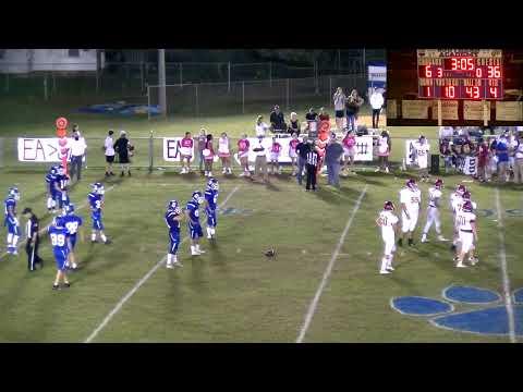 Escambia Academy vs. Southern Academy Varsity Football 10/23/2020