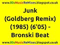 watch he video of Junk (Goldberg Remix) - Bronski Beat | 80s Club Mixes | 80s Club Mixes | 80s Dance Music | 80s Nrg