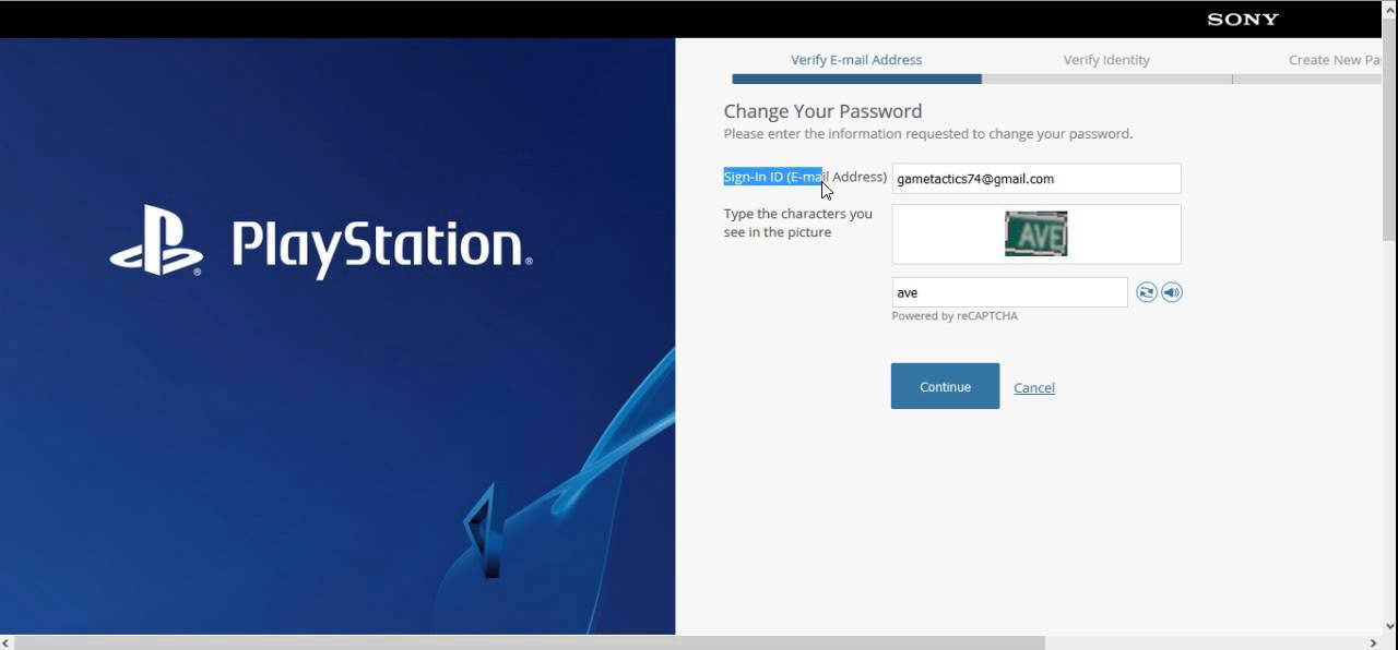 How to get my psn account back without email | How can I find out my