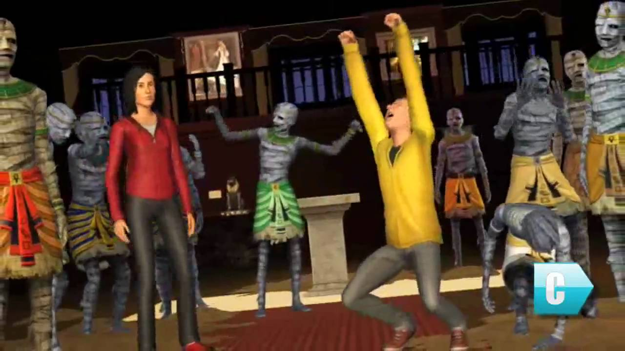 the sims 3 world adventures daylight trailer youtube