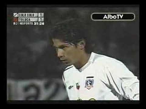 Compacto Colo Colo vs Toluca