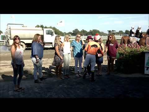 video thumbnail for MONMOUTH PARK 9-20-19 RACE 7