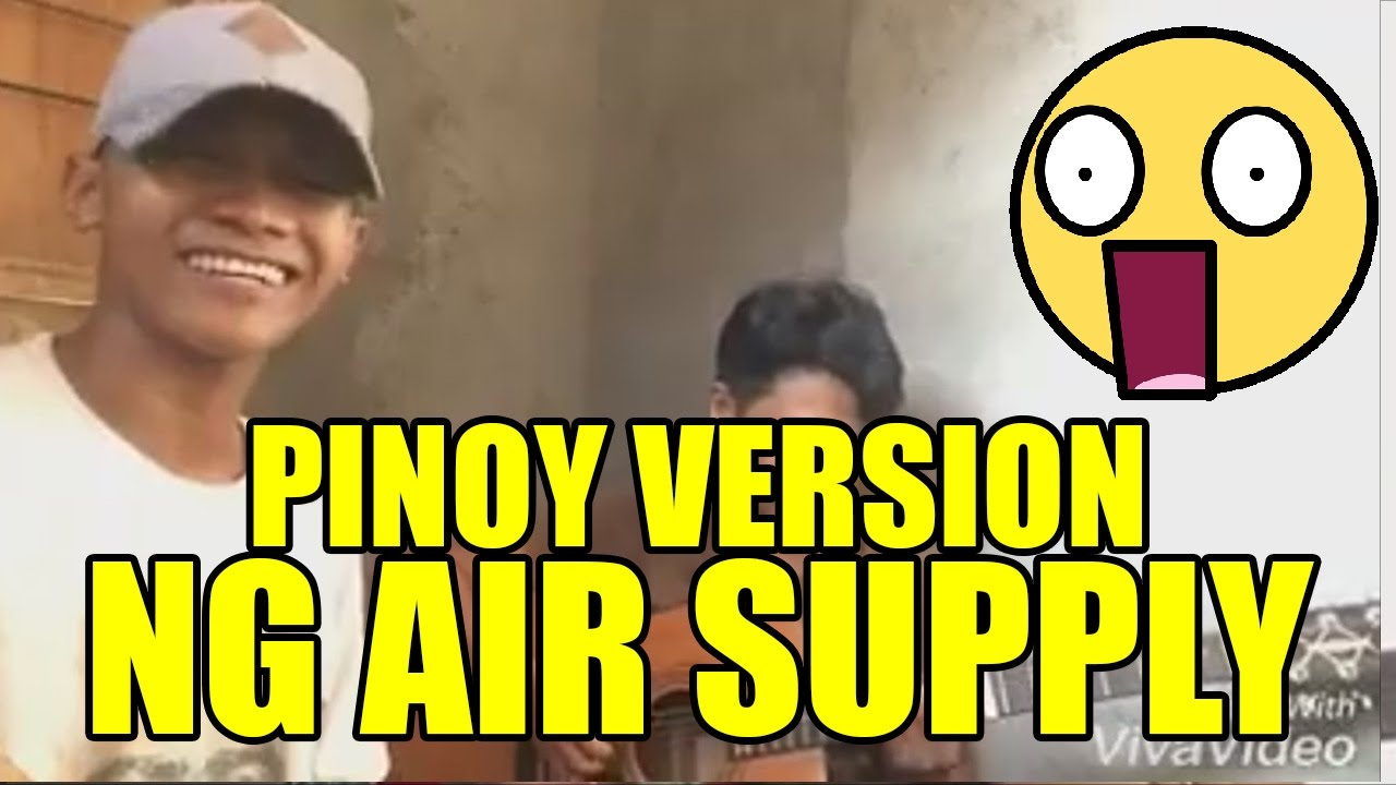 Pinoy Version ng Air Supply, Ang Galing!