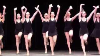 2013 Radio City Rockettes Summer Intensive - Irving Berlin Medley