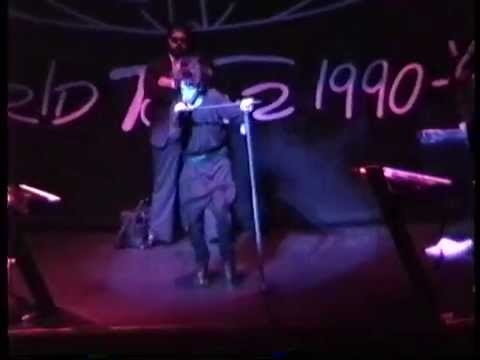 Information Society - (James L. Knight Center) Miami,Fl 3.2.91 (CLUB MTV TOUR)