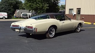 1971 Buick Riviera in Sandpiper Beige Paint & 455 Engine Sound on My Car Story with Lou Costabile
