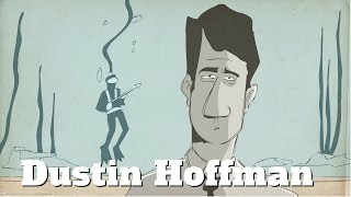 Dustin Hoffman in 1971 on Duplicity and Famosity | Blank on Blank | PBS Digital Studios