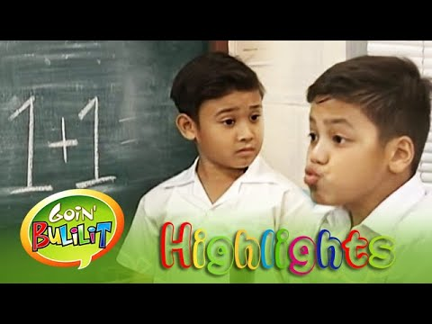 Goin&39; Bulilit: Nathan vs Math