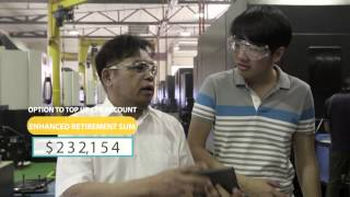 (Mr Bakar's story) CPF - Your Assurance in Retirement