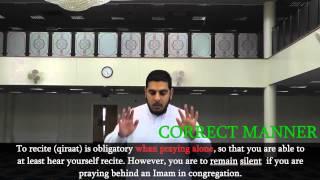 #10 MOST COMMON MISTAKES OF SALAH HANAFI