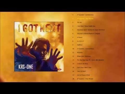 Krs-One - I Got Next (Full Album)