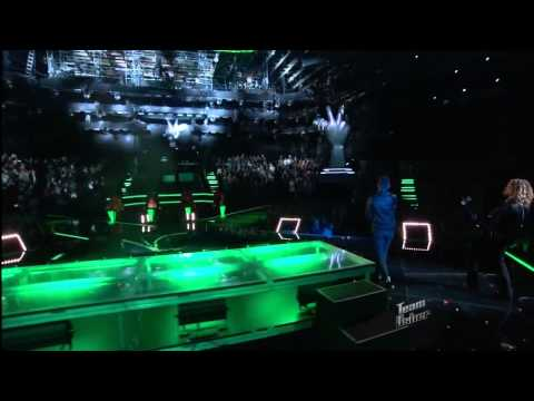 Josh Kaufman Love Runs Out The Voice Highlight hd720
