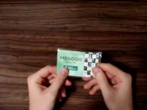 MEGOGO «Кино и ТВ: Оптимальная» на 6 мес (скретч-карточка)