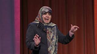 Let's Celebrate Bilingualism   Farzaneh Shahrtash   TEDxAmirkabirUniversity