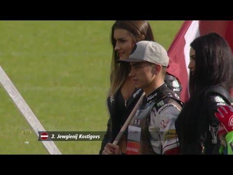 1. Final Speedway U21 World Championship Poznan (23.07.2017)