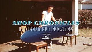Shop Chronicles: Inside Harbour Surfboards